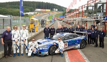 ECURIE ECOSSE - 24 Hours of Spa - 2011