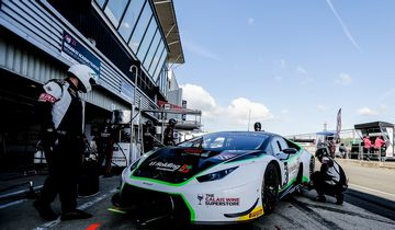 2016 - Blancpain GT Series Endurance Cup - Round Two at Silverstone