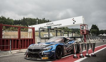 Ecurie Ecosse - 24 Hours of Spa - 2014