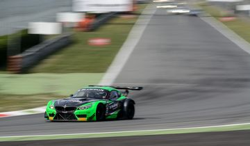 2015 - Blancpain Endurance Series Round 1 at Monza