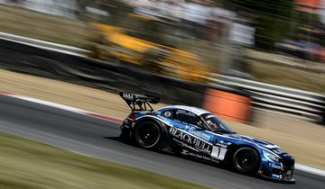 2015 - British GT Championship Round 5 at Brands Hatch