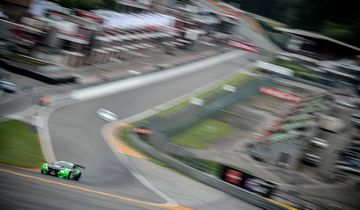2014 - British GT Championship Round 5 at Spa – Francorchamps