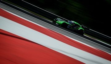 2014 - European Le Mans Series Round 3 at Red Bull Ring