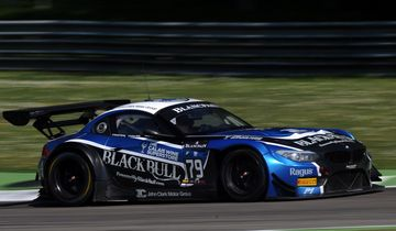 Ecurie Ecosse at Silverstone for Round Two of the Blancpain Endurance Series
