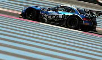 Paul Ricard 2014 BES - Qualifying Lap - Oliver Bryant