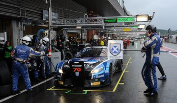 2015 - Blancpain Endurance Series Round 4 at Spa Francorchamps - 24 Hours