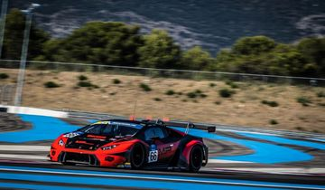 2016 - Michelin GT3 Le Mans Cup - Paul Ricard