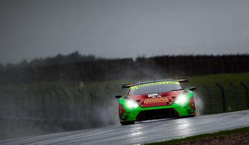 2016 - British GT Championship Round Seven at Donington
