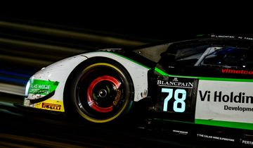 2016 - Blancpain GT Series Endurance Cup - Round Three at Paul Ricard