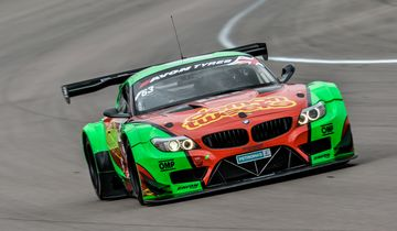 2015 - British GT Championship Round 2 at Rockingham