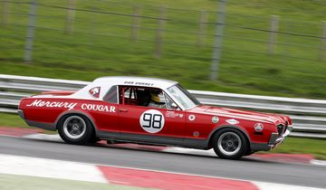 Brands - Barwell Mercury Cougar - First Shake Down Laps