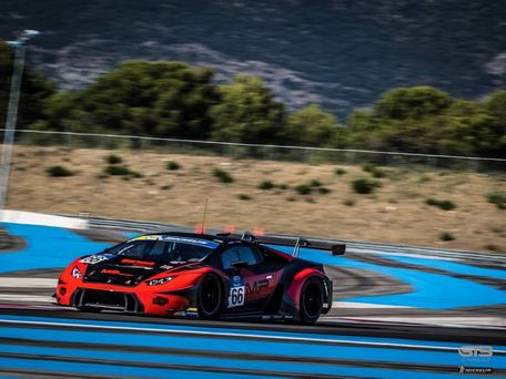 Sixth for Poole and Abra at Paul Ricard