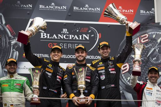 Barwell end season on a high with BGT Teams title and Blancpain hat-trick