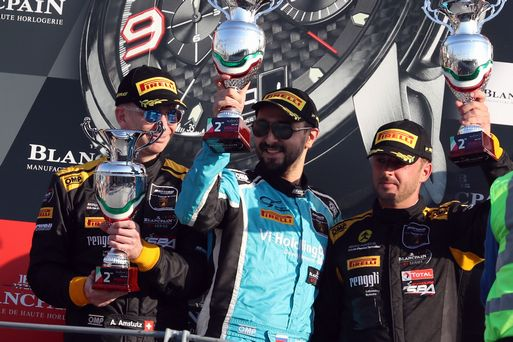 Barwell's Am Cup line-up rewarded with silverware at Monza