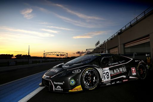 Barwell's Blancpain Silver Cup contender launched at Paul Ricard test