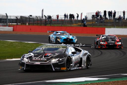 Silver crew robbed of podium but Am car takes victory at Silverstone