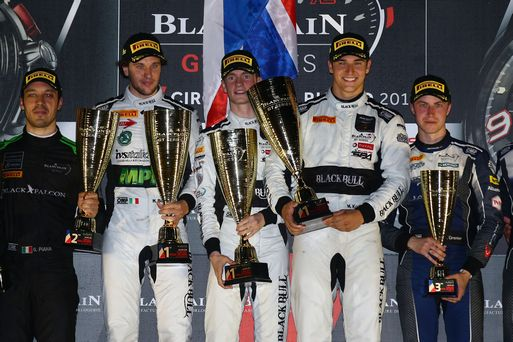 Big trophy haul for Barwell at Blancpain Paul Ricard 1000 Kms