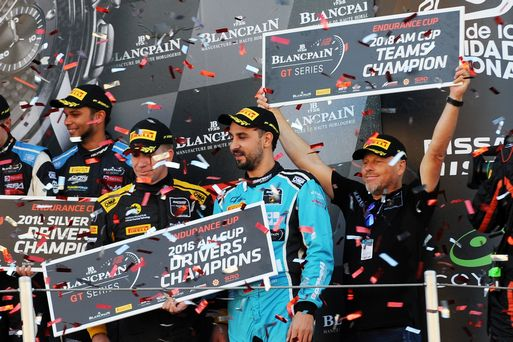 Barwell claims Blancpain Am Cup titles with Machitski & Amstutz