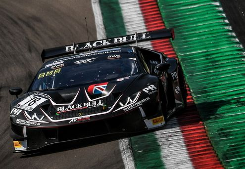 Silver Cup victory for the raging Barwell Black Bull at Imola !