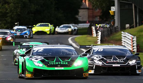Barwell keeps up Oulton Park BGT winning record with a 1-2 finish
