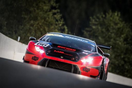 Barwell Lamborghinis to contest International GT Open events