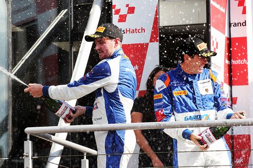Tordoff/Griffin take superb second, as Barwell command BGT Teams